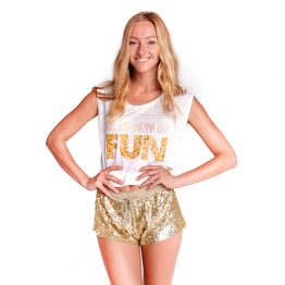 Camiseta Girls just wanna have fun